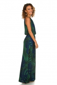 Kocca |  Glitter dress with print | multi  | Picture 4