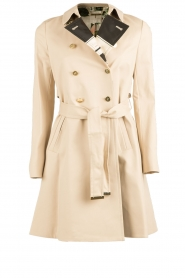 A-line coat Madey | naturel