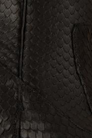 L'enfant Terrible | Leren laarzen Paris | zwart  | Afbeelding 6