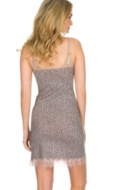 Rosemunde |  Slip dress Billy | Animal print  | Picture 4
