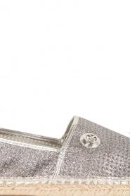 MICHAEL Michael Kors | Espadrilles Kendrick | zilver  | Afbeelding 5