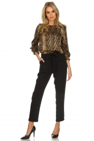 Kocca | Trousers NIenke | black  | Picture 2