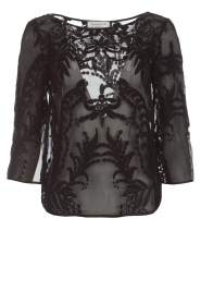 Rosemunde |  Top Simone | black  | Picture 1