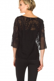 Rosemunde |  Top Simone | black  | Picture 5