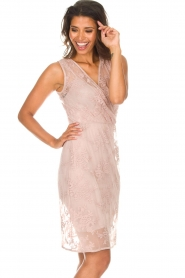 Rosemunde |  Lace dress Emma | pink  | Picture 2