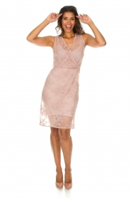 Rosemunde |  Lace dress Emma | pink  | Picture 3