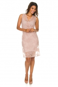 Rosemunde |  Lace dress Emma | pink  | Picture 7