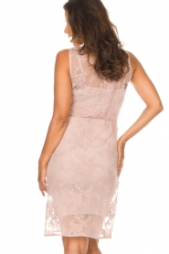 Rosemunde |  Lace dress Emma | pink  | Picture 6