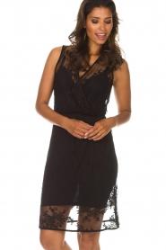 Rosemunde |  Lace dress Emma | black  | Picture 2