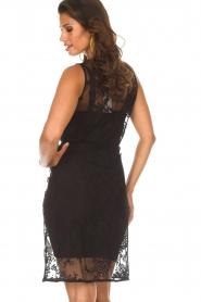 Rosemunde |  Lace dress Emma | black  | Picture 5