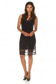 Rosemunde |  Lace dress Emma | black  | Picture 3