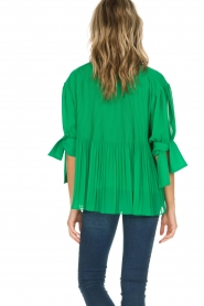 By Malene Birger |  Blouse Platta | green  | Picture 5