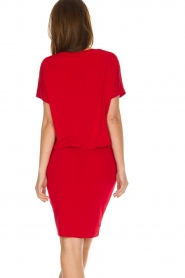 By Malene Birger | Jurk Amanth | rood  | Afbeelding 5