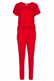 By Malene Birger |  Jumpsuit Edia | red  | Picture 1