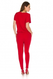 By Malene Birger |  Jumpsuit Edia | red  | Picture 5