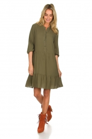 Dante 6 | Dress Lalique | green  | Picture 3