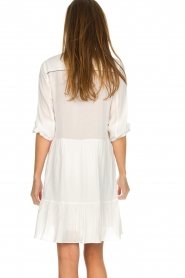 Dante 6 |  Dress with volant Lalique | white  | Picture 4