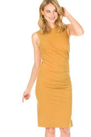 By Malene Birger |  Dress Manian | yellow  | Picture 5