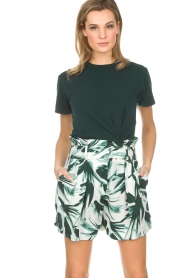 By Malene Birger |  Shorts Ellin | green  | Picture 2