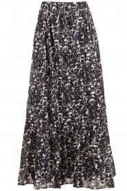 Maxi skirt Loteria | blue