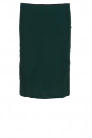 By Malene Birger |  Skirt Nilanos | green  | Picture 1