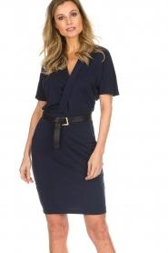 Dante 6 |  Dress Fairmont | blue  | Picture 2