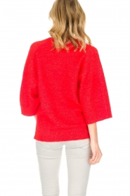 By Malene Birger |  Sweater Wanlay | red  | Picture 8