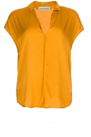 By Malene Birger |  Top Fiolana | gold  | Picture 1