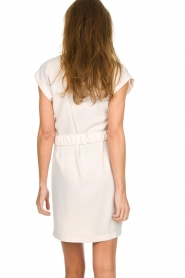 Dante 6 |  Dress with waist belt Lune | natural  | Picture 6