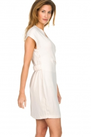 Dante 6 |  Dress with waist belt Lune | natural  | Picture 5
