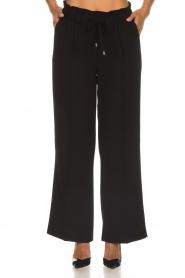Dante 6 |  Trousers Roxann | black  | Picture 5
