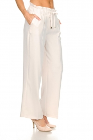 Dante 6 |  Wide leg pants Roxann | natural  | Picture 4