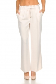 Dante 6 |  Wide leg pants Roxann | natural  | Picture 2