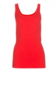 By Malene Birger | Top Newdawn | rood   | Afbeelding 1