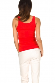 By Malene Birger | Top Newdawn | rood   | Afbeelding 5