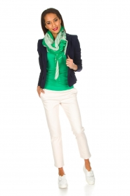 By Malene Birger | Top Newdawn | groen  | Afbeelding 3