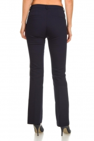 Dante 6 |  Flared trousers Weston | blue  | Picture 5
