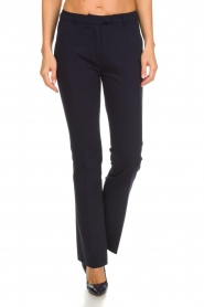 Dante 6 |  Flared trousers Weston | blue  | Picture 2