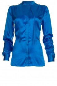 Dante 6 | Blouse Famke | blue  | Picture 1