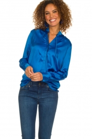 Dante 6 | Blouse Famke | blue  | Picture 4