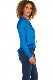 Dante 6 | Blouse Famke | blue  | Picture 5
