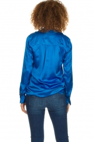 Dante 6 | Blouse Famke | blue  | Picture 6