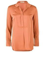 By Malene Birger |  Blouse Bianka | Orange  | Picture 1