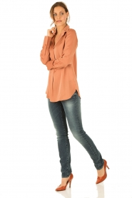 By Malene Birger |  Blouse Bianka | Orange  | Picture 3