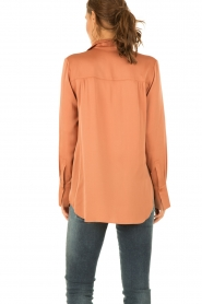 By Malene Birger |  Blouse Bianka | Orange  | Picture 5