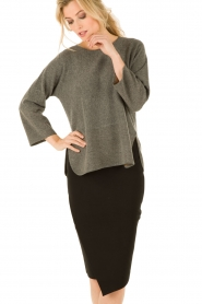 Sweater Mocian | grey