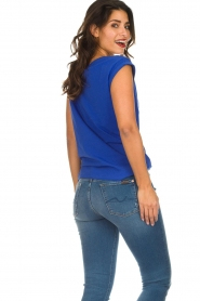 Dante 6 | T-shirt Love me | blauw  | Afbeelding 5