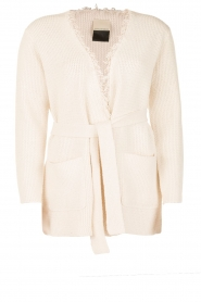 By Malene Birger | Vest Agnetas | off-white   | Afbeelding 1