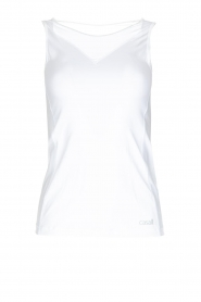 Casall | Sporttop Meshy | wit  | Afbeelding 1