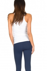 Casall | Sporttop Meshy | wit  | Afbeelding 5